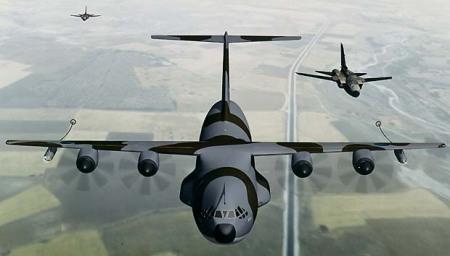 A400M (Future Large Aircraft) Tactical Transport Aircraft « Wili