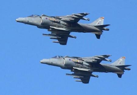 Harrier GR 9